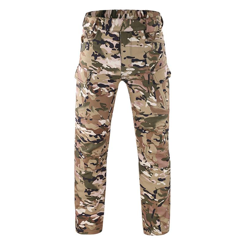 Тактические штаны Softshell Esdy Pro Мультикам