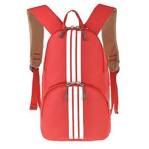 Рюкзак молодёжный Wallaby 33 х21х15 полиестр, красный в 153кр, фото 2