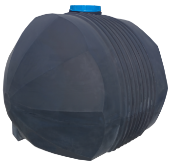 Емкость для перевозки технической воды 5000 л с крышкой клапаном
