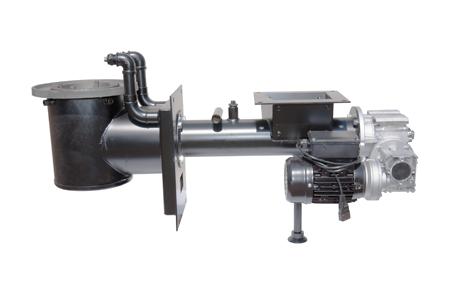 Механизм подачи топлива Pancerpol Trio 300 кВт