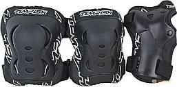 Комплект защиты Tempish FID XL, черный (AS)