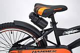 Велосипед Sigma Hammer S 600 12 дюймов с ручкой, фото 3