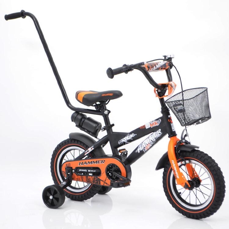 Велосипед Sigma Hammer S 600 12 дюймов с ручкой