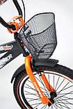 Велосипед Sigma Hammer S 600 12 дюймов с ручкой, фото 7