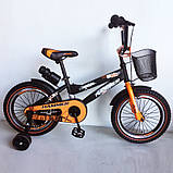 Велосипед Sigma Hammer S 600 12 дюймов с ручкой, фото 9