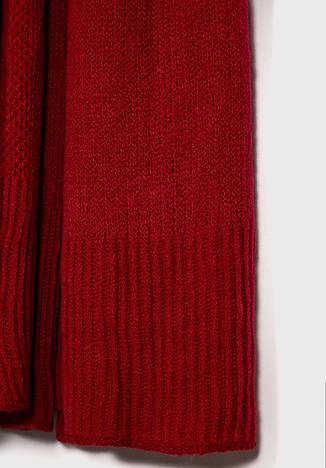 Шарф женский с теплой ткани, фото 2