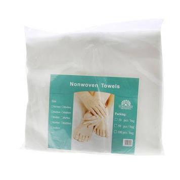 Одноразовые полотенца 35*70, 50 шт