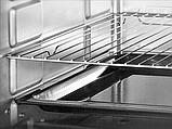 Электродуховка настольная 35 литров черная LIBERTON LEO-351  Black, фото 2