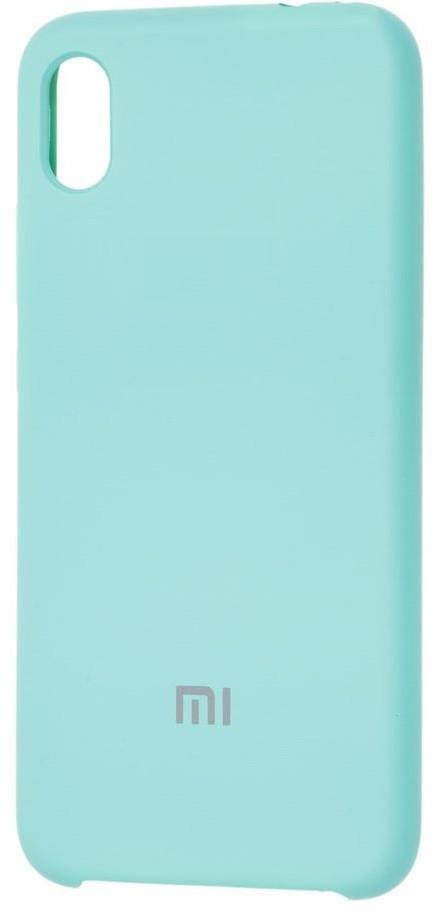 Чехол бампер Original Case/ оригинал  для Xiaomi Redmi 7А (бирюзовый)