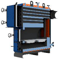 Котел Неус-Т 600 кВт, фото 5