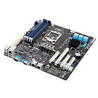 ASUS материнська плата s1151 intelC 232 2*GbLan VGA COM 4DIMM ATX P10S-M (90SB05F0-M0UAY0)