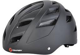 Шлем защитный для роликов Tempish MARILLA, черный (AS) S (50 - 52)