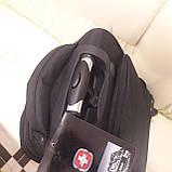 Рюкзак Wenger дорожная сумка на колесиках, фото 5