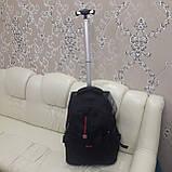 Рюкзак Wenger дорожная сумка на колесиках, фото 7
