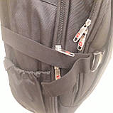 Рюкзак Wenger дорожная сумка на колесиках, фото 10