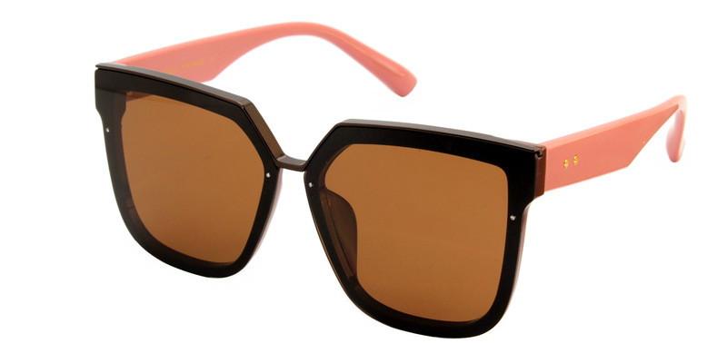 Оригинальные солнцезащитные очки большие женские 2019 Consul Polaroid