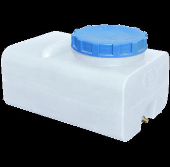 Емкость пластиковая 100 л квадратная ГК ПБ