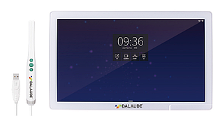 Dalaude DA-PTC01 Windows, сенсорный монитор 18.5 дюймов с интраоральной камерой