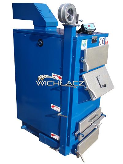 Твердотопливный котел длительного горения Wichlacz GK-1, 38 квт