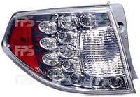 Фонарь задний для Subaru Impreza хетчбек '07-11 левый (DEPO) Led