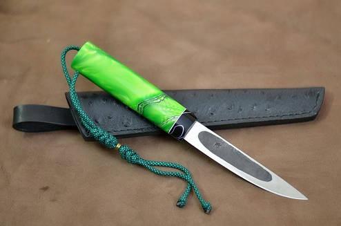 """Нож  якутский ручной работы """"Лесной"""", фото 2"""
