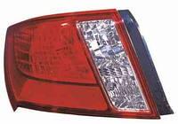 Фонарь задний для Subaru Impreza седан '07-11 левый (DEPO)