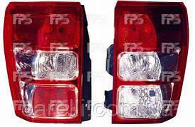 Ліхтар задній для Suzuki Vitara '06 - лівий (DEPO) 5 дверн.