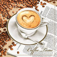 Салфетка Кофе на завтрак