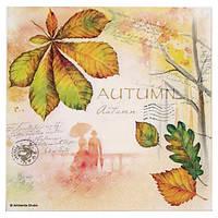 Салфетка Осенние листья