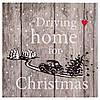 Серветка Christmas at home
