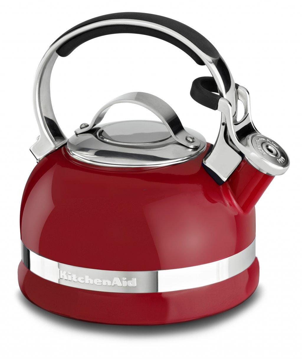 Чайник KitchenAid 1.89 л червоний KTEN20SBER