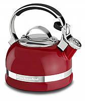 Чайник KitchenAid 1.89 л червоний KTEN20SBER, фото 1
