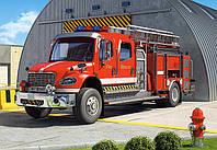 Пазлы для детей Пожарная машина на 120 элементов Сastorland