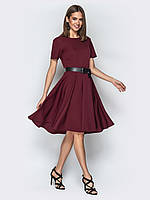 Вечернее платье бордовое 44 46 48 50
