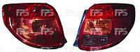 Фонарь задний для Suzuki Sx4 хетчбек '06- левый (DEPO)
