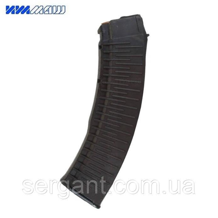 Магазин 5.45х39 на 45 патронов пластиковый ребристый РПК-74М новый для РПК-74, АК/АКС-74, АКСУ