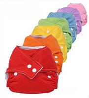 Многоразовый подгузник (цвета в ассортименте)