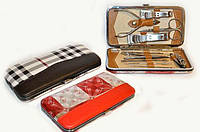 Набор для маникюра-педикюра 10 инструментов