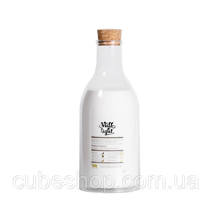 """Светильник-ночник """"Бутылка молока"""""""