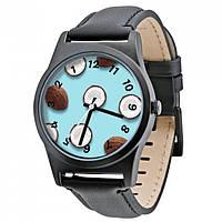 Часы Ziz Кокосы в подарочной коробке и доп. ремешок - R152541