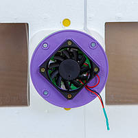 Инкубатор Рябушка Smart 70 Турбо (ручной переворот, цифровой), фото 3