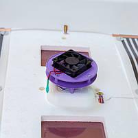 Инкубатор Рябушка Smart 150 Турбо (механический переворот, цифровой), фото 3