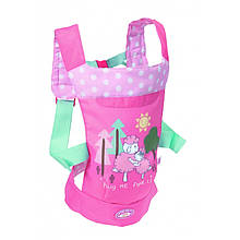 Рюкзак кенгуру для куклы Baby Annabell Zapf Creation 702055