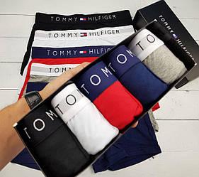 Подарочный набор мужских трусов боксеры 5 шт в подарочной упаковке