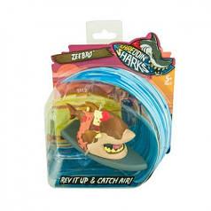Фингерборд с фигуркой SHREDDIN' SHARKS - ZEEBRO 561941