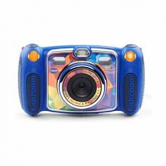 Детская цифровая фотокамера - KIDIZOOM DUO Blue VTech 80-170803