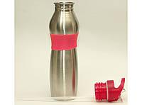 Питьевая бутылка с поилкой, 500 мл. Бутылка для воды., фото 1