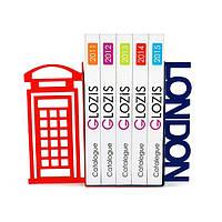 Упоры для книг Glozis London