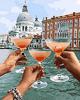 Картина по номерам Brushme 40х50 Уикенд в Венеции (GX28159), фото 1