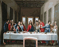 Картина по номерам Brushme 40х50 Тайная вечеря (GX26691)